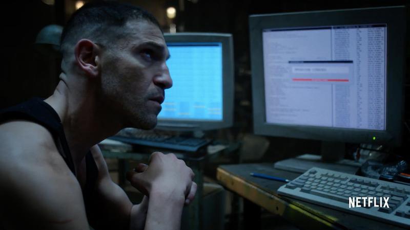 Watch The Rat-a-tat-tat-Trailer — Netflix`s THE PUNISHER