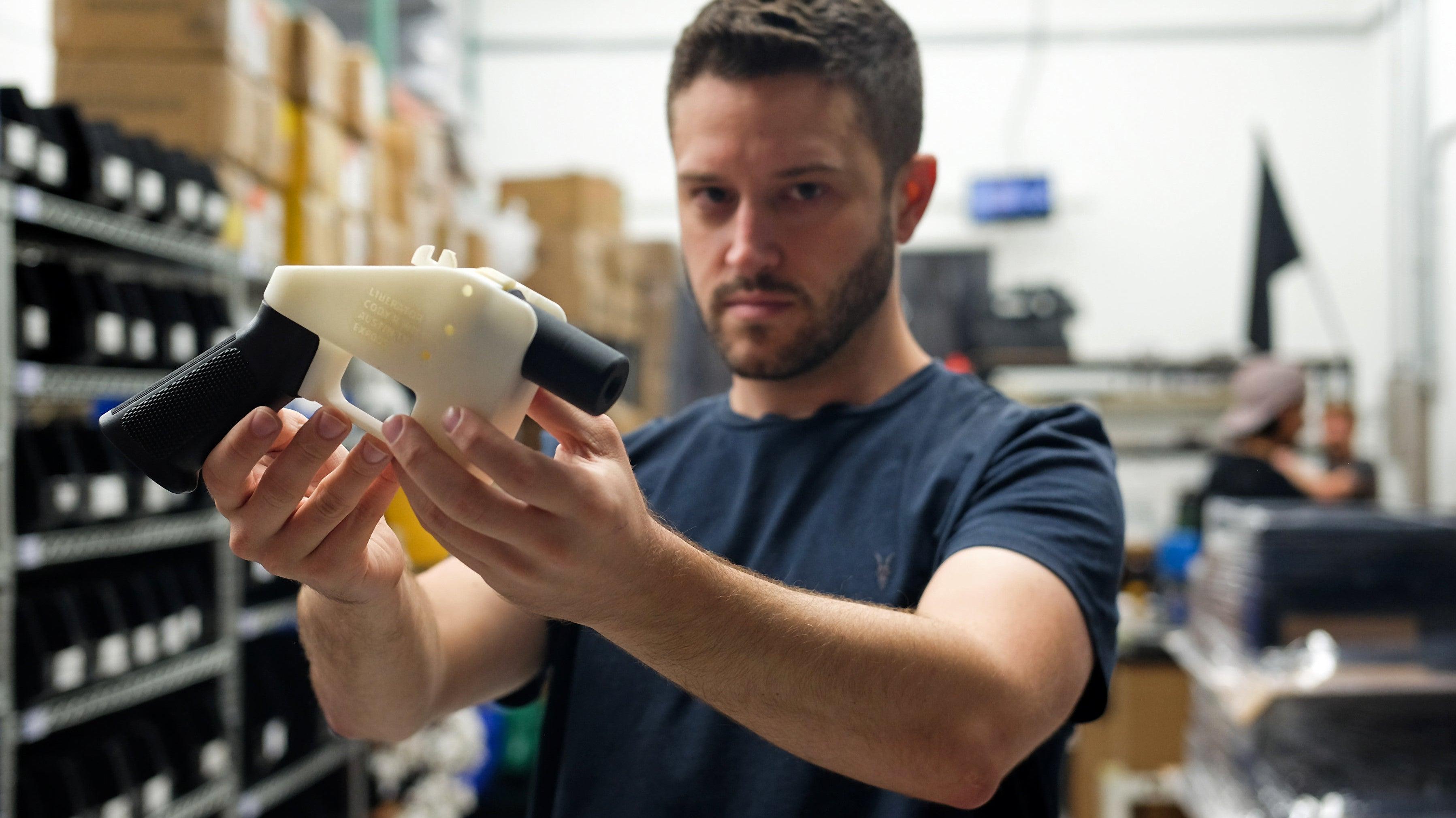 Judge Blocks Trump Administration From Allowing 3D-Printed Guns, Again