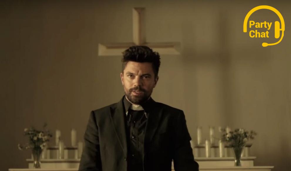 Party Chat: AMC's Preacher