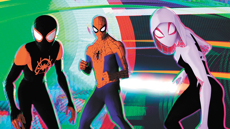 See The Messy Dry-Erase Board That Guided The Storytelling Of Spider-Man: Into The Spider-Verse