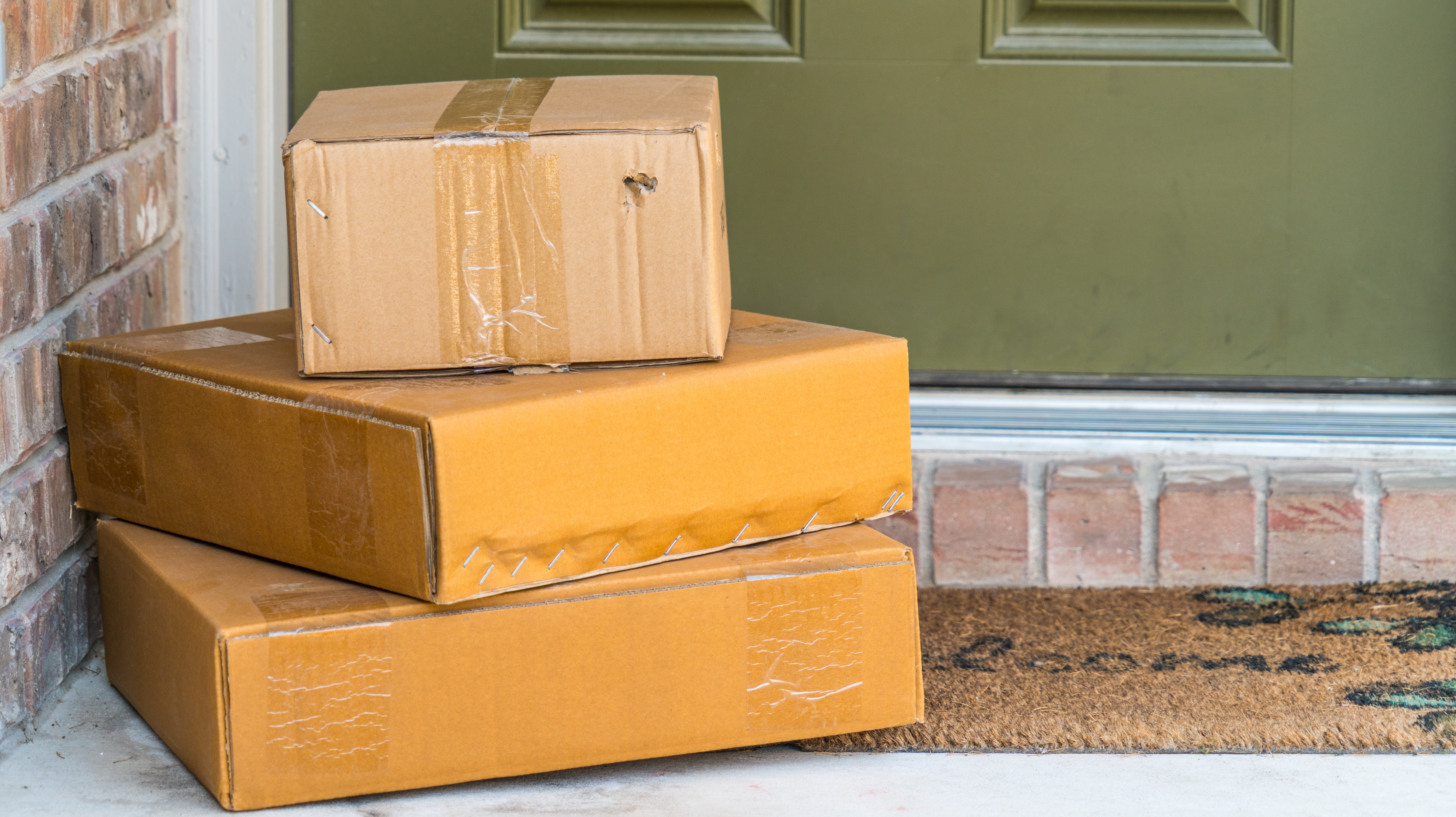 How To Prevent Porch Pirates From Stealing Your Packages While You're Out Of Town