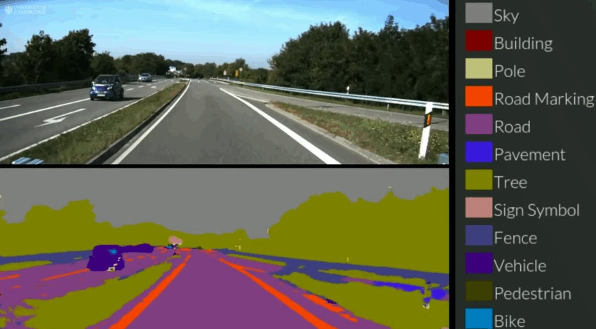 Engineers Are Teaching Your Smartphone to Think Like an Autonomous Car