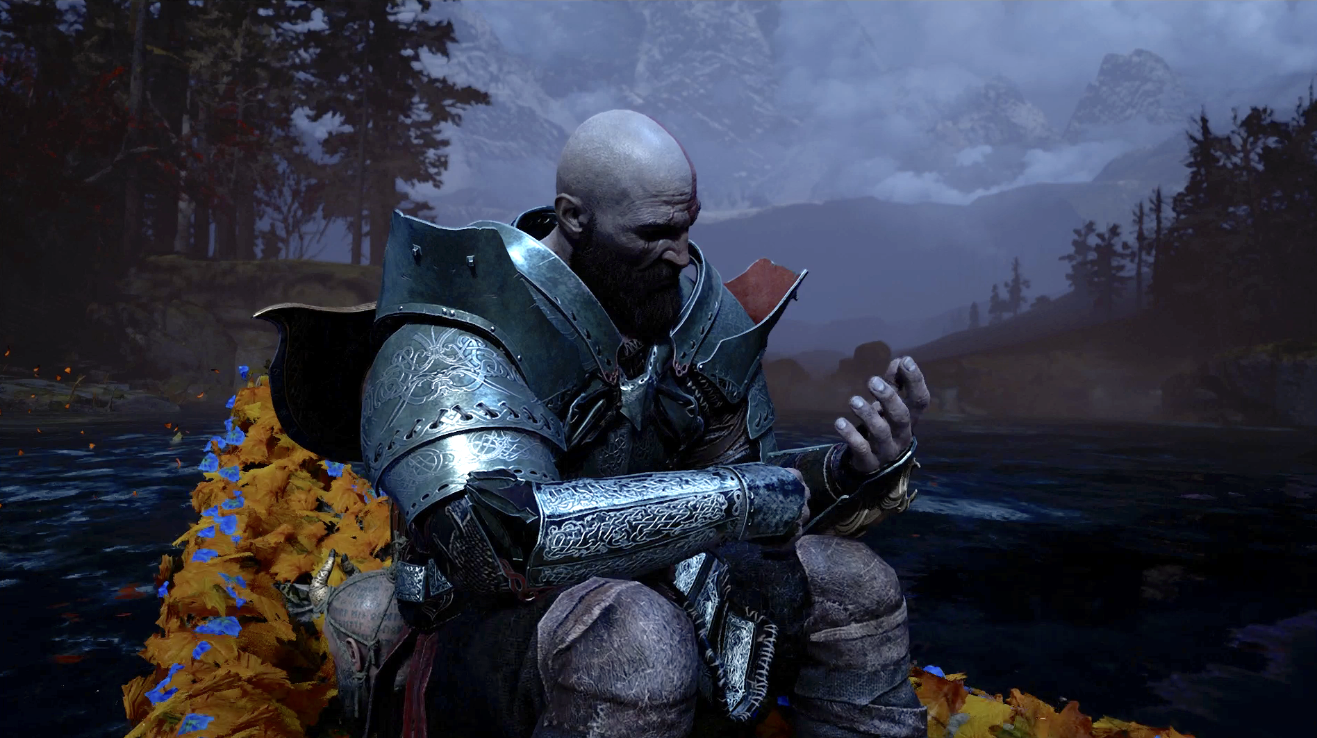 Let's Talk About THAT Scene From God Of War