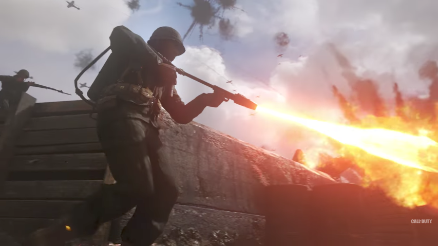 30 Minutes With Call Of Duty WWII: Thrilling, But Familiar
