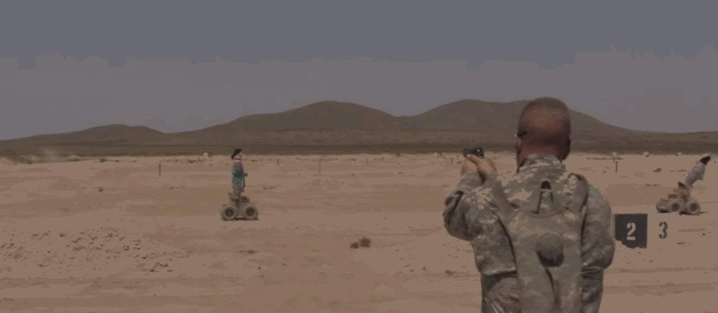 Marines Will Soon Need to Know How to Shoot a Moving Target, Because That Wasn't a Thing Before