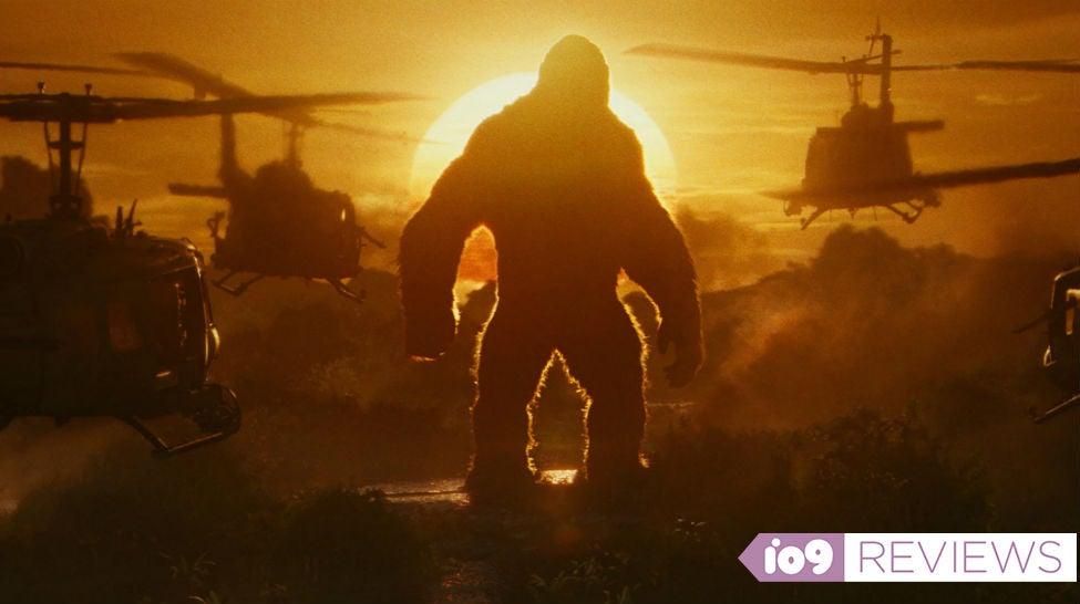 Kong Retakes His Throne In The Incredible Skull Island