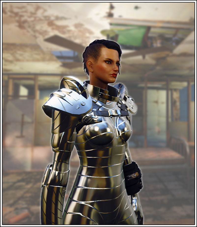Here's How Modders Are Dressing Up Their Fallout 4 Characters