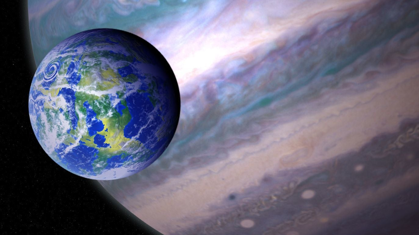 Our Galaxy Might Be Teeming With Habitable Exomoons