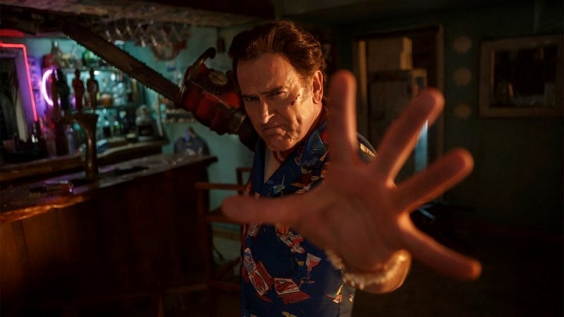 7 Groovy And/Or Gruesome Things We'd Like To See In Ash Vs Evil Dead Season Two