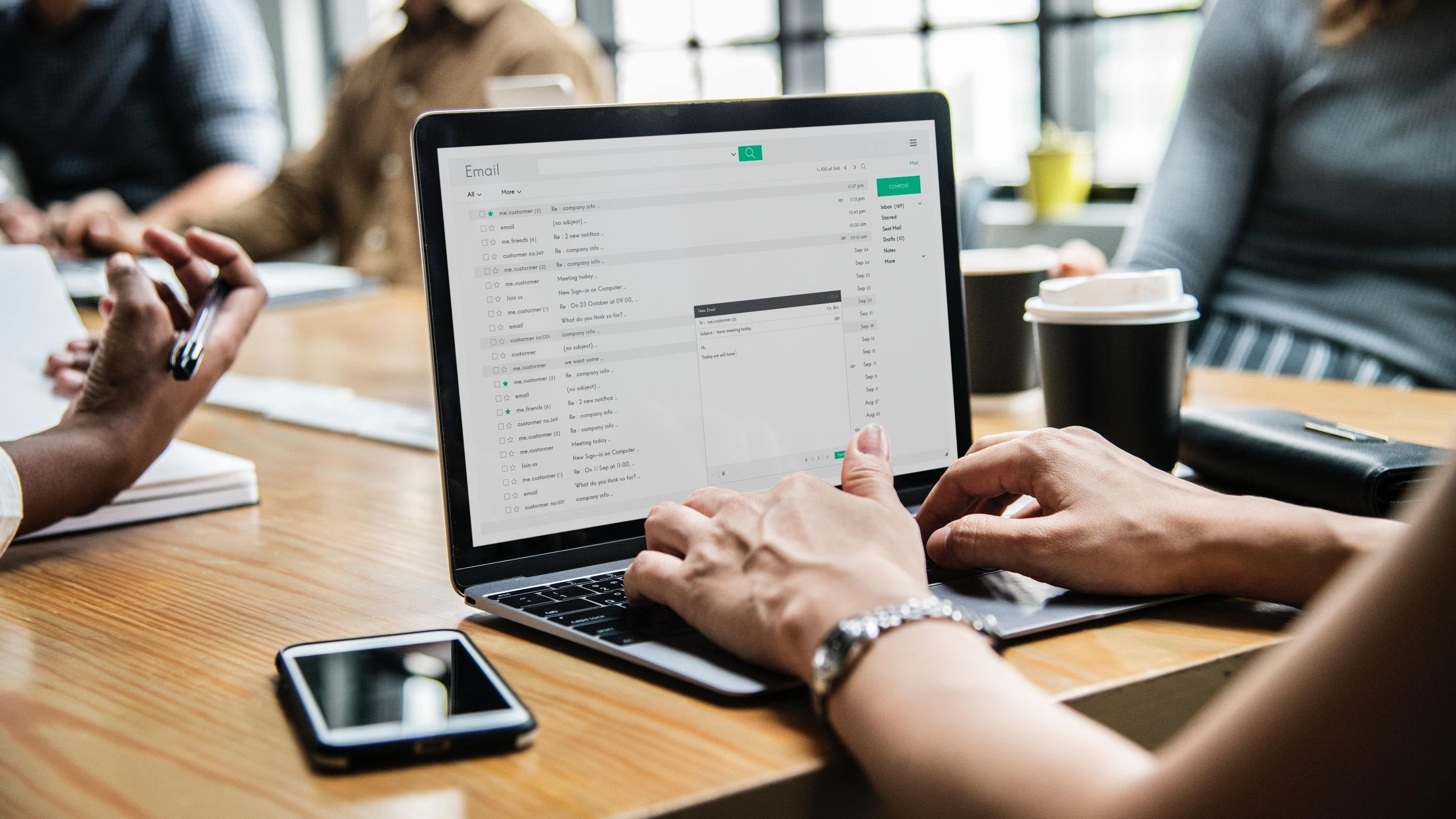 Summarise Long Emails At The Top To Communicate More Effectively