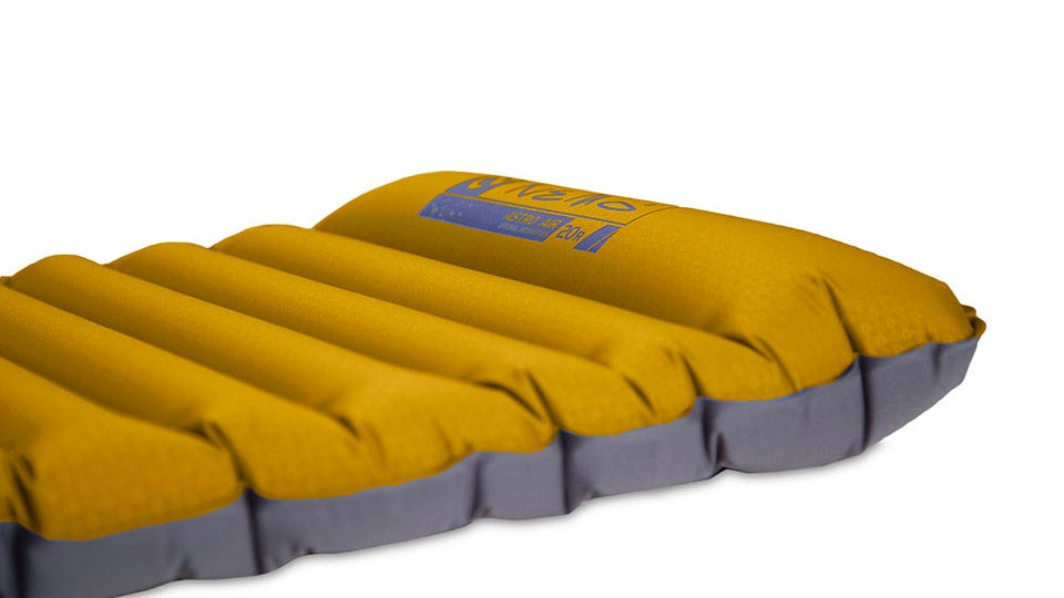 Everything You Ever Wanted To Know About Outdoor Sleeping Pads