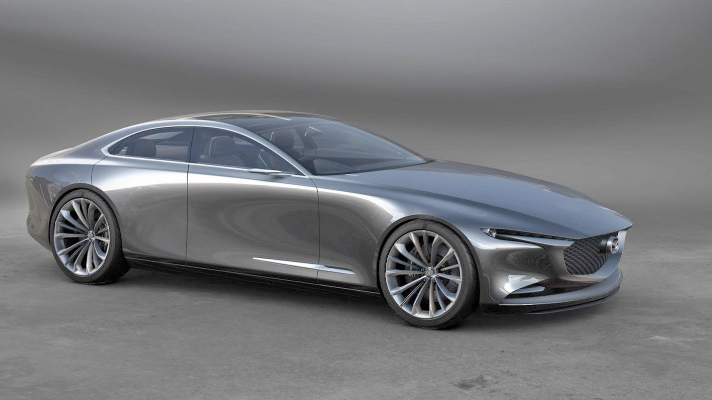 Report: The 2022 Mazda 6 Will Be Rear-Wheel Drive With An Inline-Six Engine