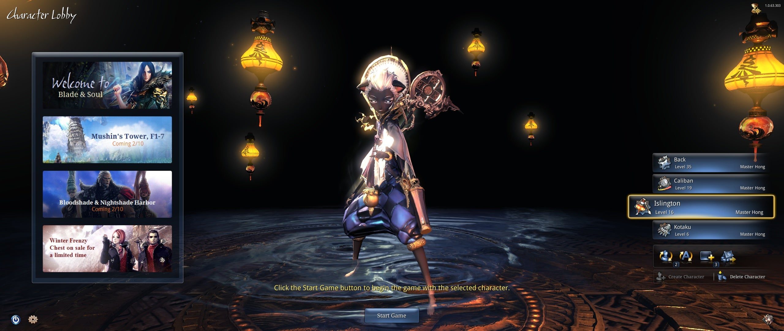 Blade & Soul MMO Log Two: Grinding To A Halt