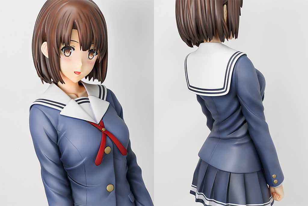 Life-Sized Anime Schoolgirl Statue Costs Only $US16,000 ($23,357)