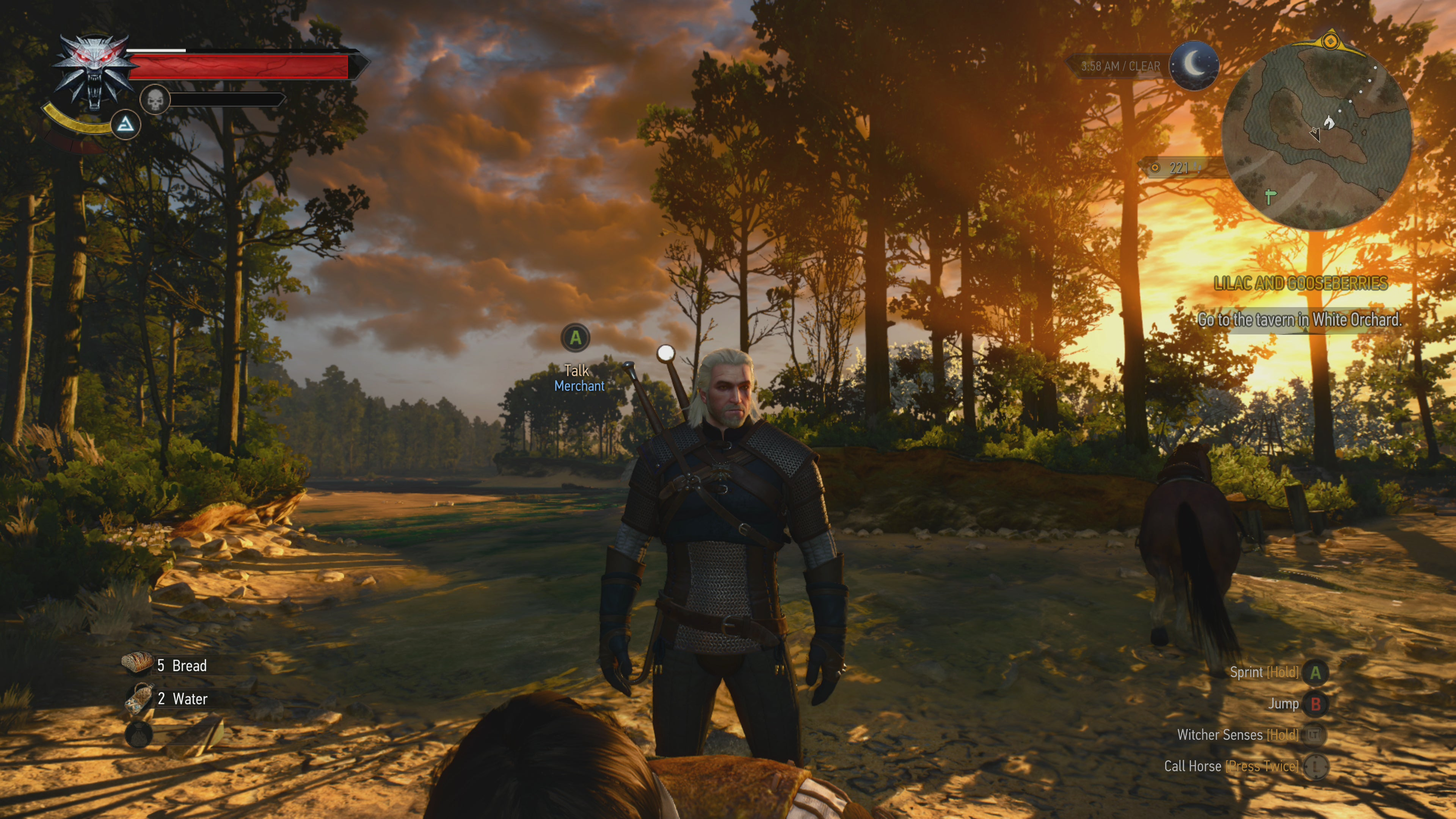 witcher 3 how to see fps