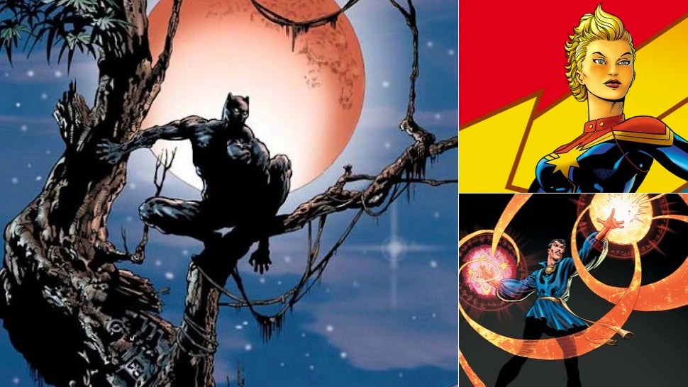 Read These Comics to Prepare for the Next Five Years of Marvel Movies