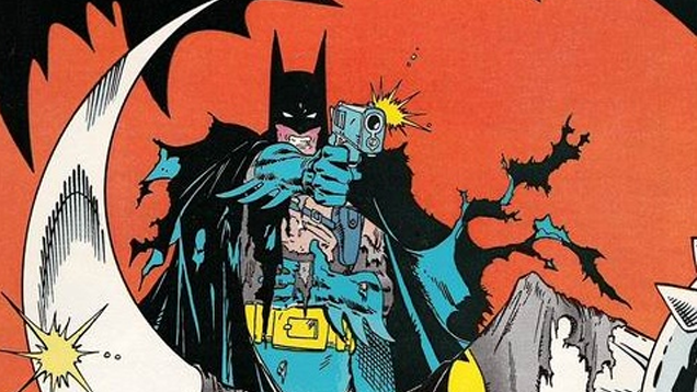7 Times Batman has bent his 'no guns' rule
