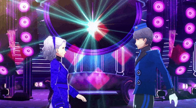 Margaret Classes Up Persona 4: Dancing All Night