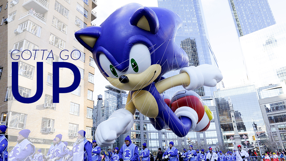 The History Of Gaming Balloons In The Macy's Thanksgiving Day Parade
