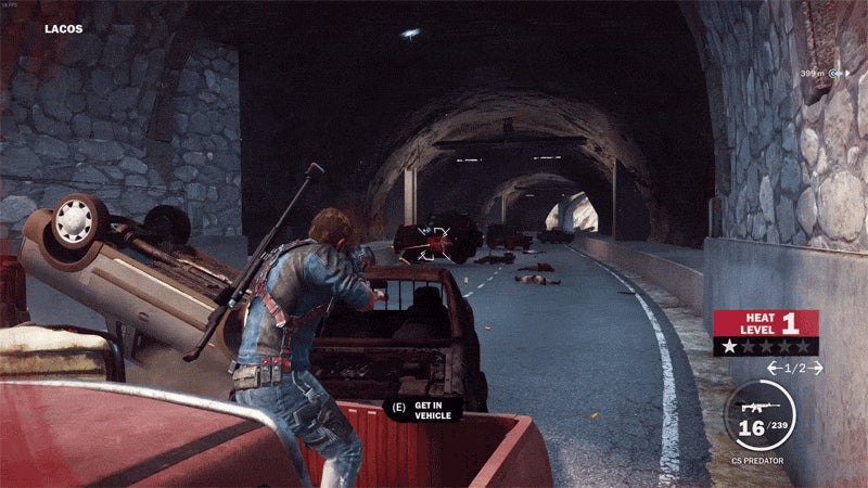 Just Cause 3 Physics Are... Different
