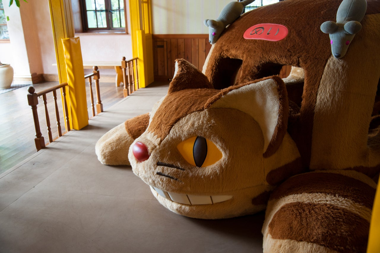The Ghibli Museum Is Getting a Catbus for Adults