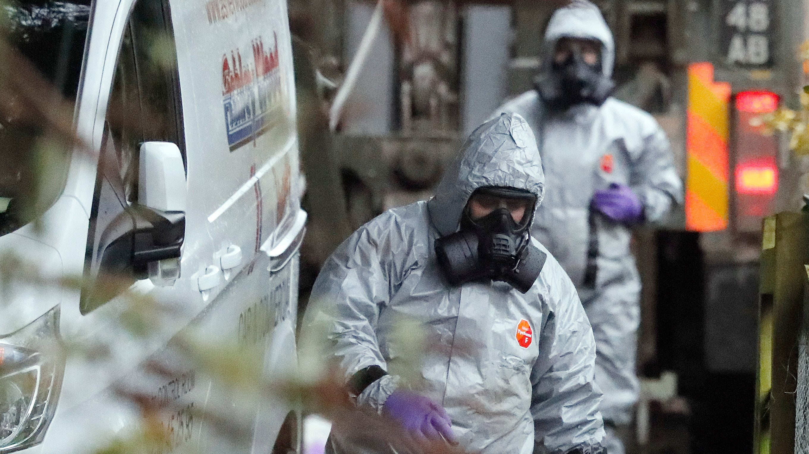 British Counter-Terrorism Officials Are Investigating Two More Novichok Poisonings