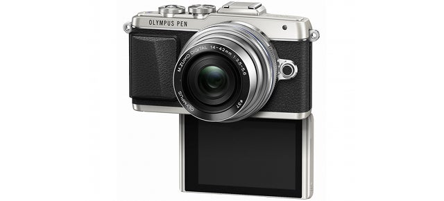 Olympus E-PL7: Great Imaging Guts, Now With a Slick Selfie Redesign