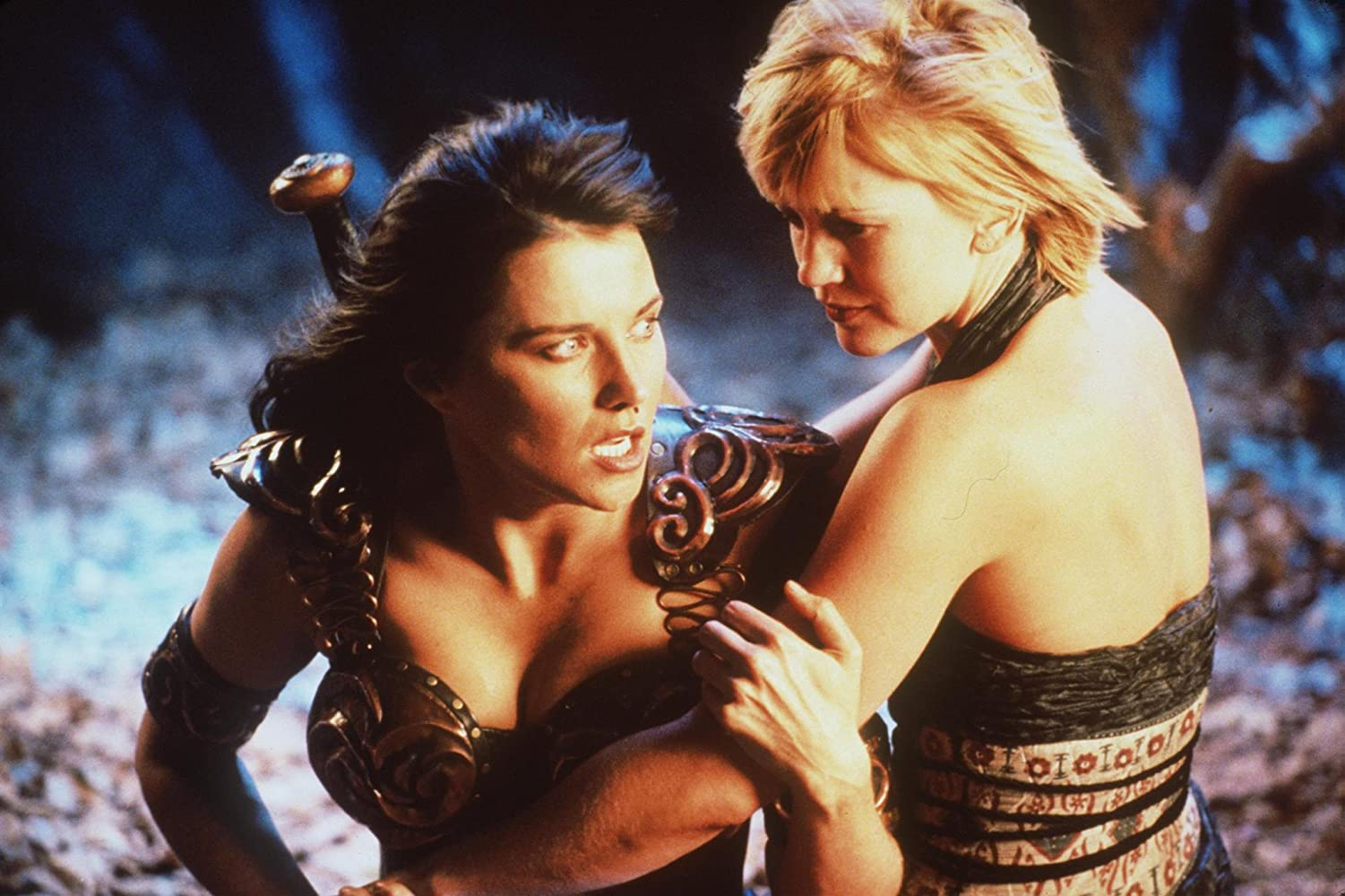 The Horniest Episodes Of Xena: Warrior Princess