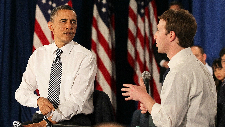 Obama Calls Out Facebook's Fake News Problem