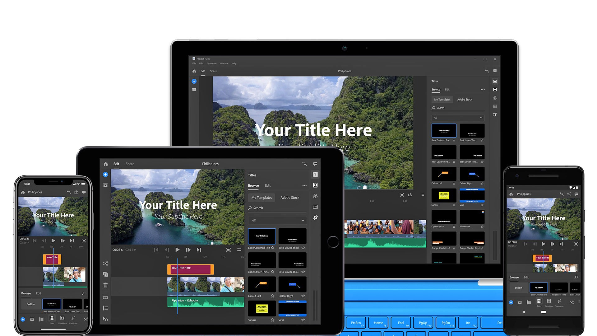 Adobe Squeezed The Best Parts Of Its Video Editing Suite Into A New Mobile App