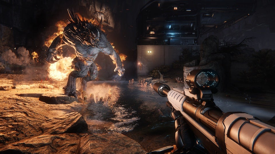 Evolve Feels Different Every Time I Play It