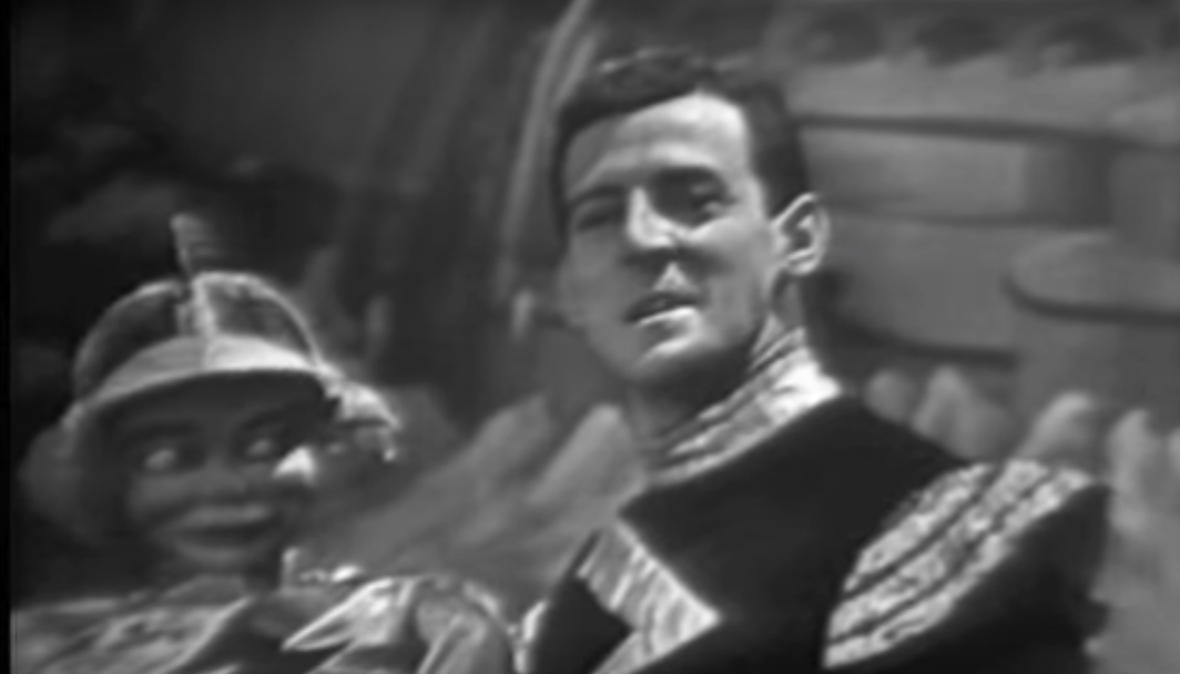 The War On Christmas Travels To The Moon In This 1950s TV
