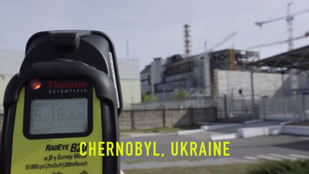 Take a Tour of the Most Radioactive Places on Earth