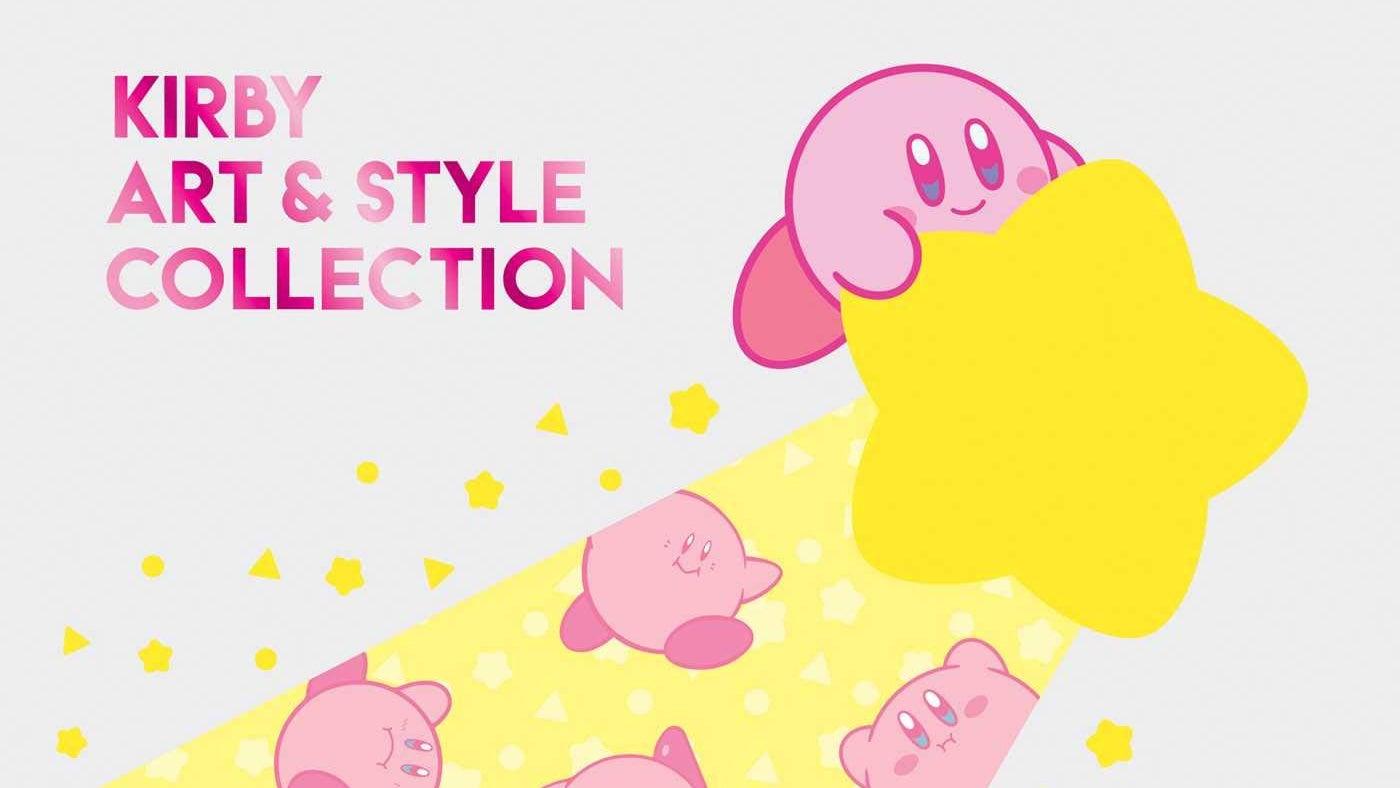 Kirby's Art Book Is Beautiful, Just Like Kirby