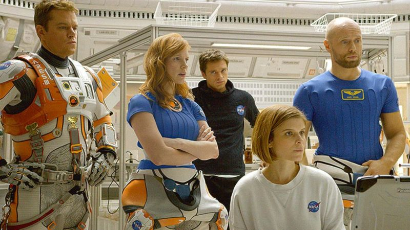 The Martian Author's Next Book Is A Crime Story Set On The Moon