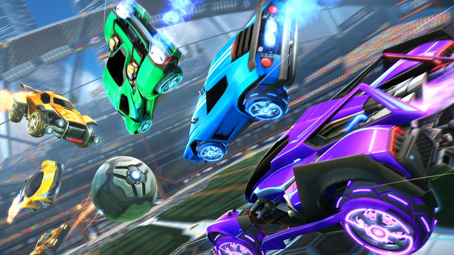 Some Players Are Really Excited About Rocket League's New Icon On Switch