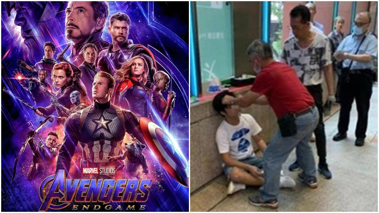 After Saying Avengers Endgame Spoilers, Man Reportedly Attacked