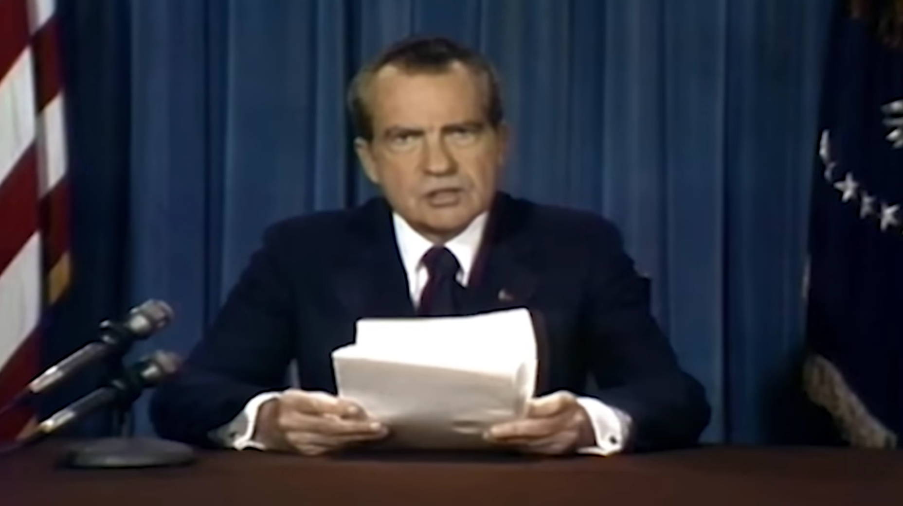 Deepfake Art Project Reimagines Nixon's Speech Had Apollo 11 Gone Horribly Wrong