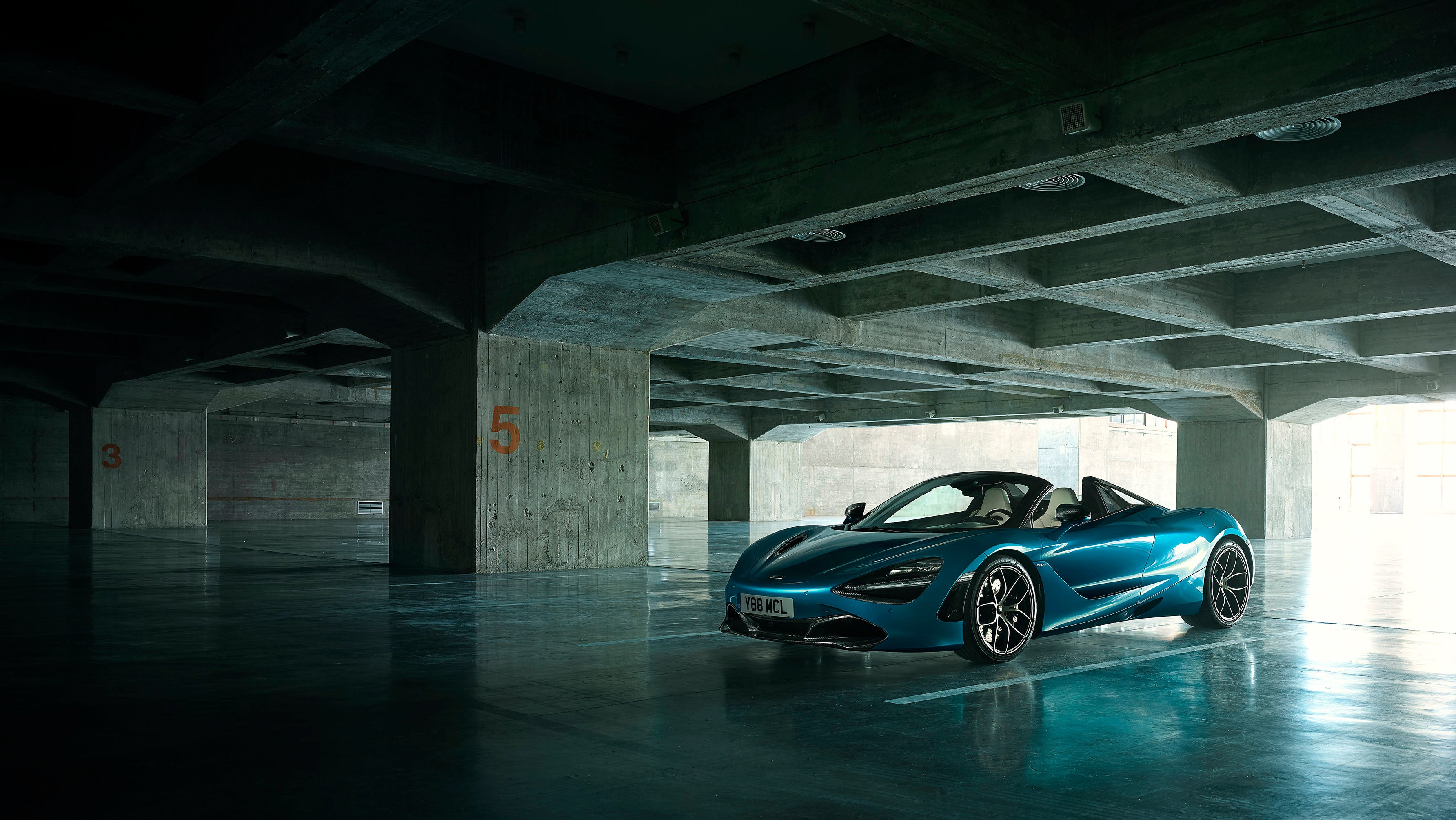 The 2019 McLaren 720S Spider Is A True 340Km/h Open Top