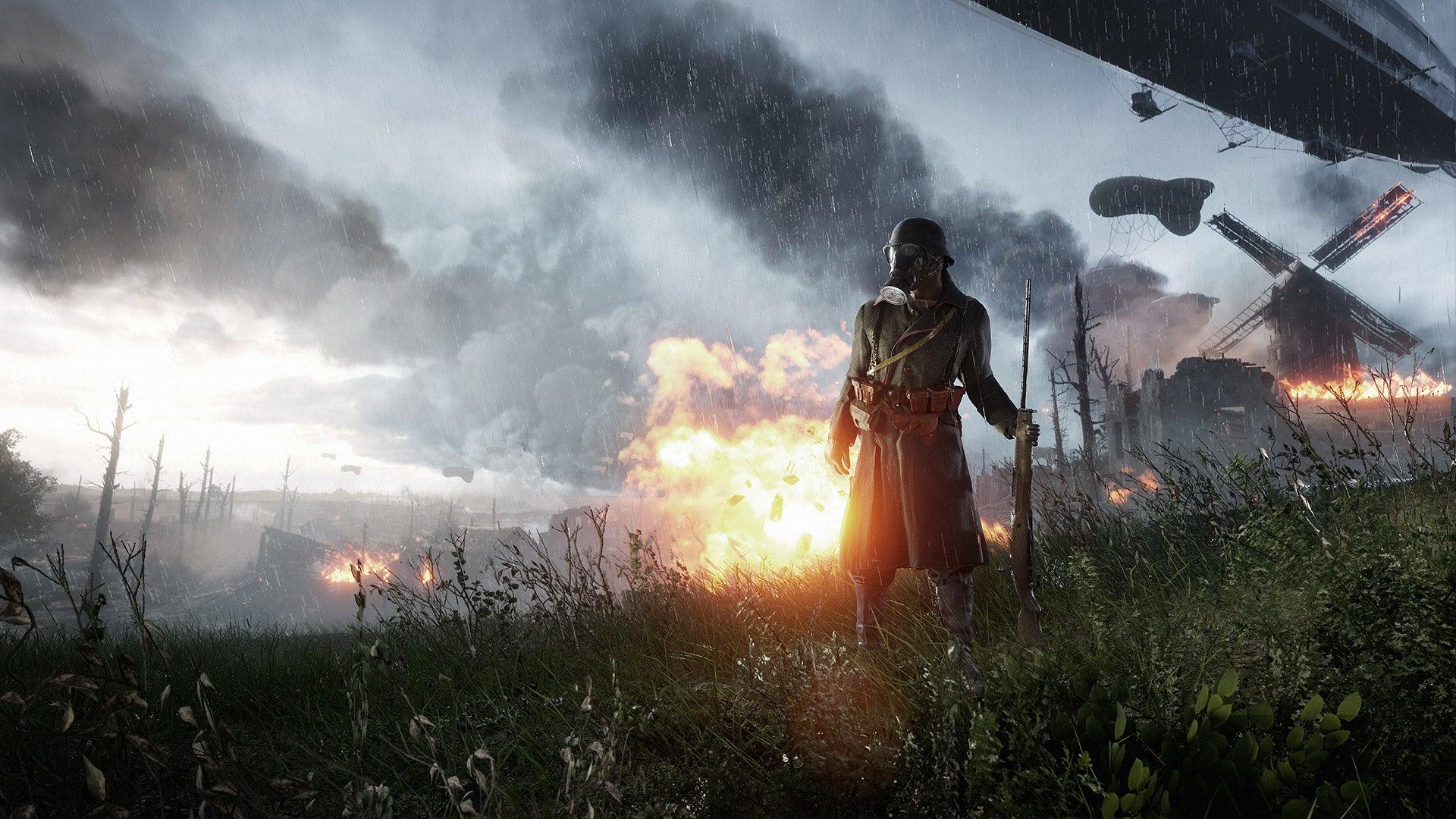 The Future Of Battlefield 1 Kotaku Australia