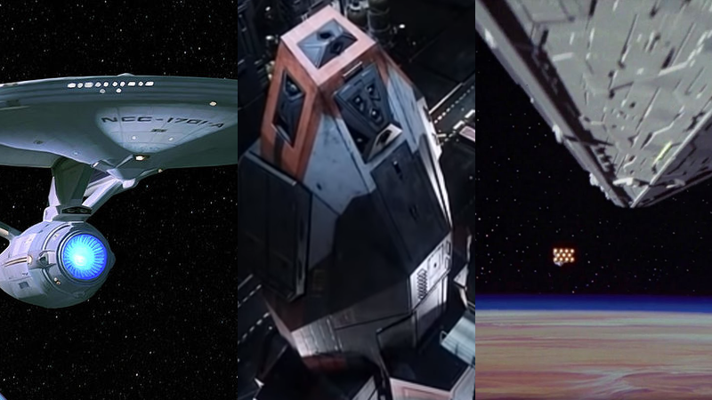These Are Your Favourite Spaceship Reveals In All Of Pop Culture