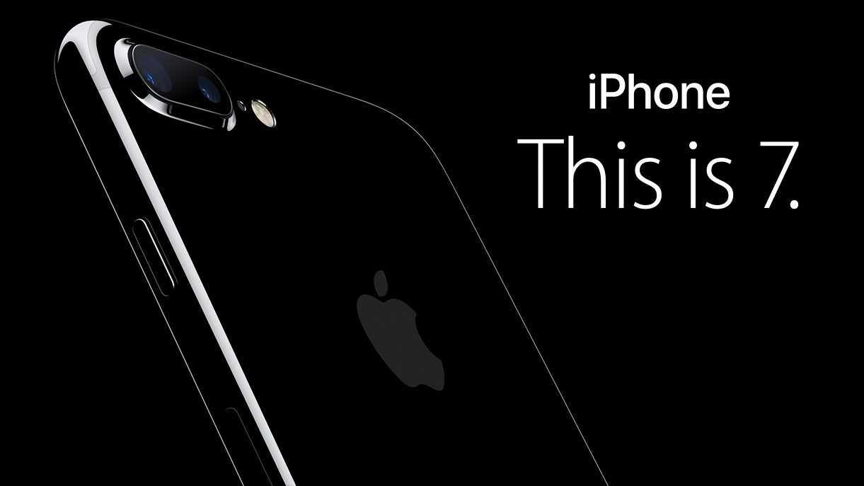 Poll results apple had better be preparing a space black iphone 7 - Predictably Named The Iphone 7 And 7 Plus Apple S Twin Gadgets Are Glass And Aluminium Reflections Of What Has Come Before
