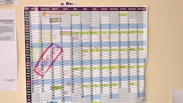How to Manage Your Time on a Chaotic, Irregular Schedule