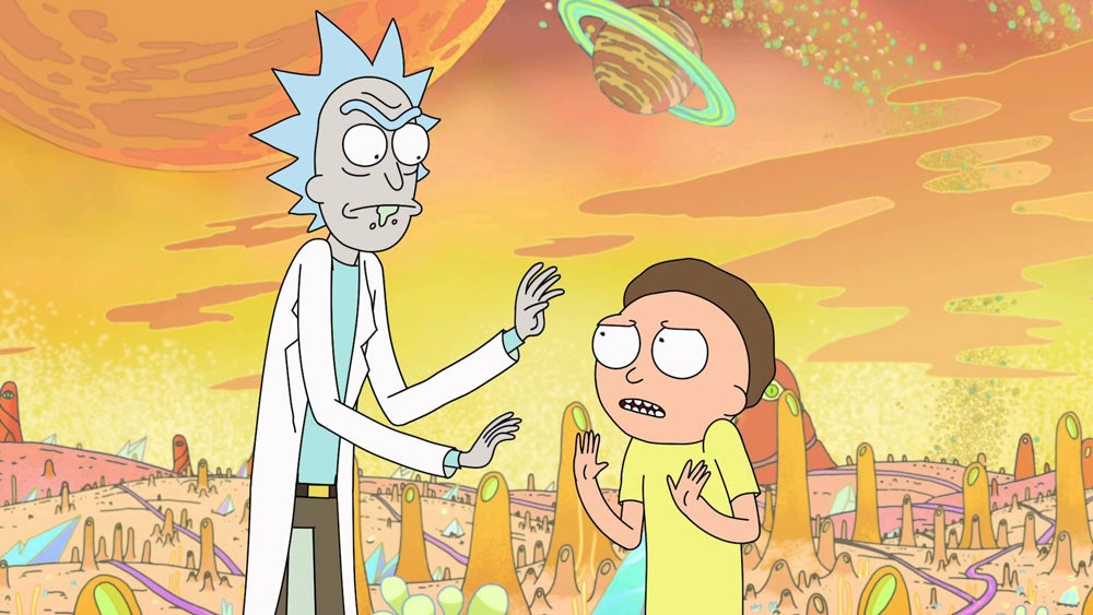Rick And Morty Has Trading Cards Now, For Some Reason
