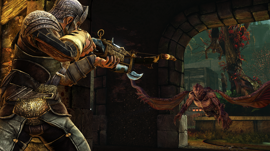So Far, Nosgoth's Team-Based Vampire Battles Feel Surprisingly Fun