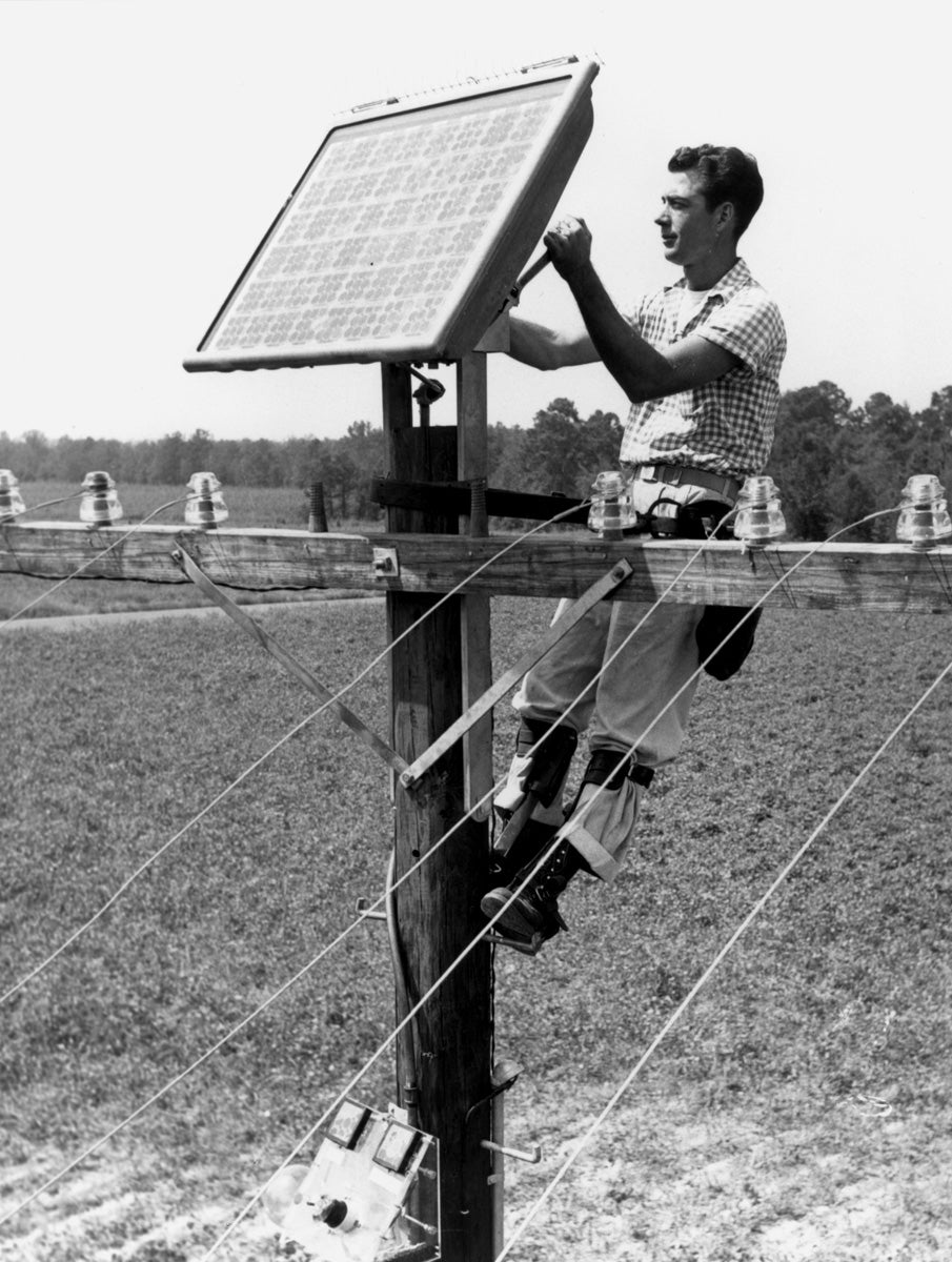 60 Years Ago Today, Bell Labs Unveiled the Solar Cell