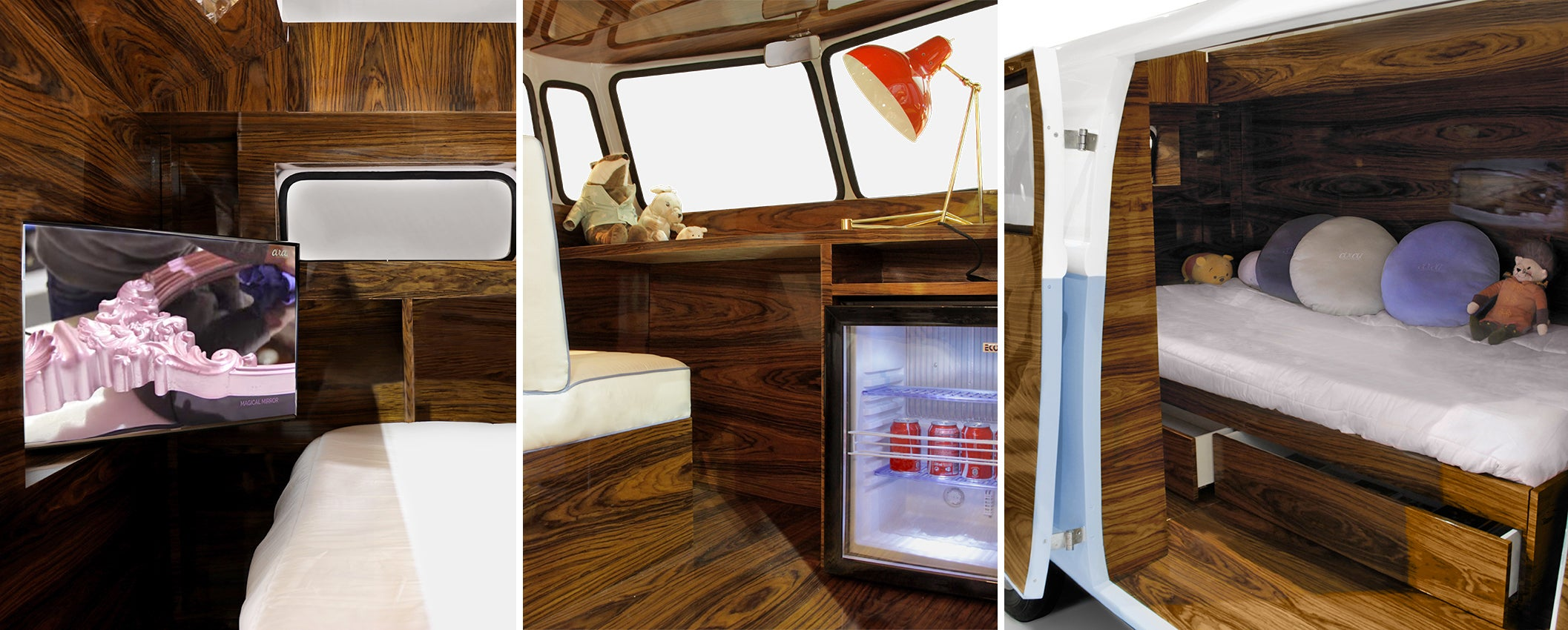 No One Is Going To Use This Vw Kombi Bed For Sleeping Gizmodo