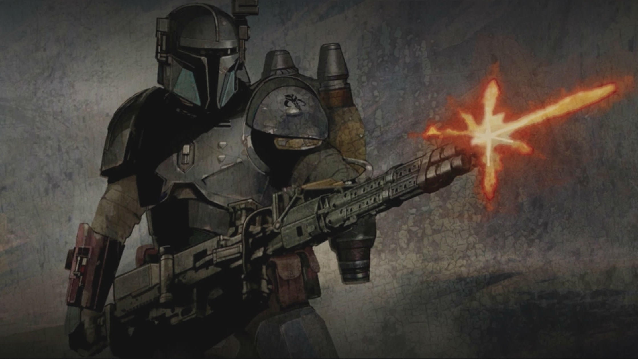 One Of The Coolest New Mandalorian Characters (No, Not That One) Is Getting An Amazing New Toy