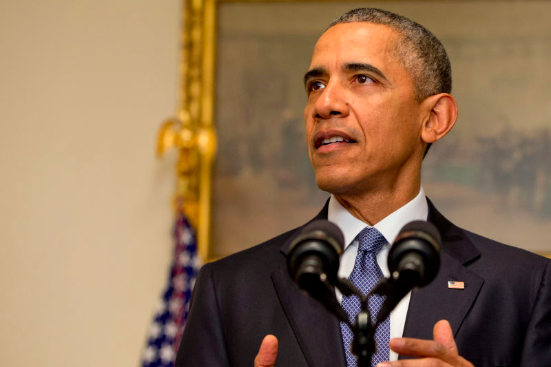 Obama Just Made His Dumbest Comments on Encryption Yet