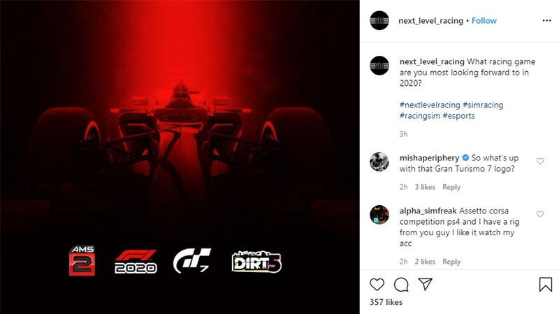 Racing Cockpit Makers Use Fake Gran Turismo 7 Logo, Scold Media For Noticing